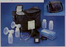 Breast Pump and Accessories